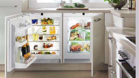 refrigerateur integrable sous plan de travail