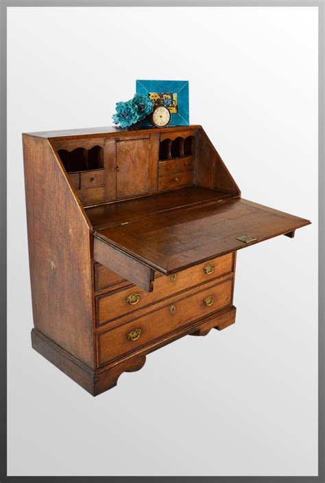bureau large bureau large oak fall front writing desk