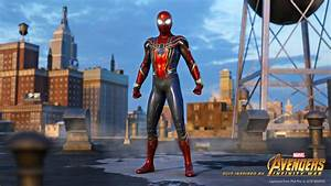 Pre Order Spider Man And Gain Early Access To The Iron