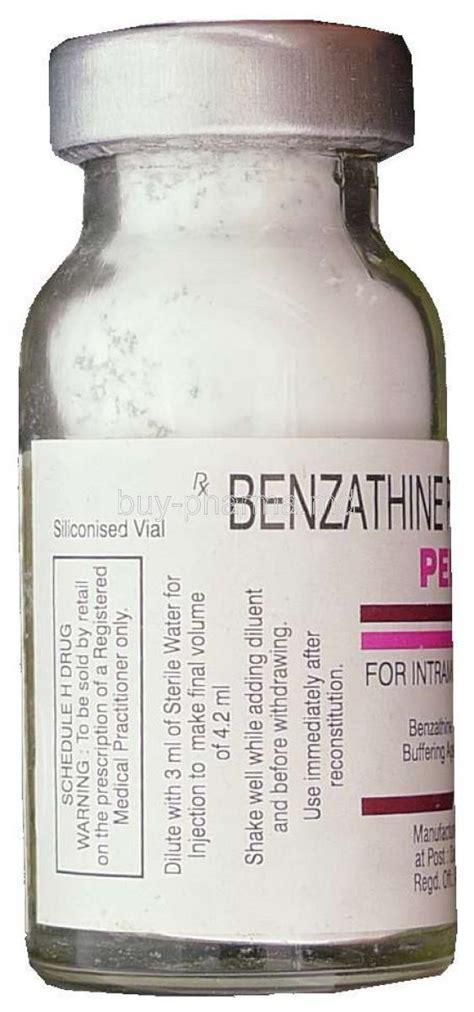 buy benzathine penicillin injection