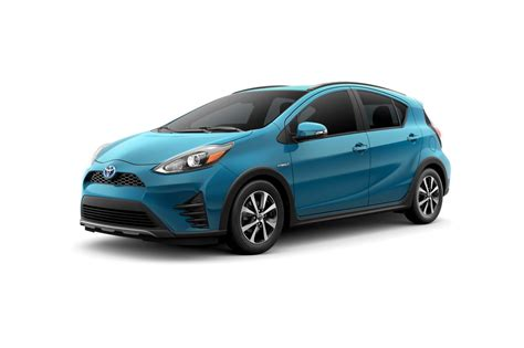 2018 Toyota Prius C Pricing  For Sale Edmunds