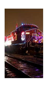 The Canadian Pacific Holiday Train Lights Up The Night [HD ...