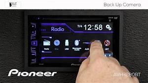 How To - Avh-280bt - Backup Camera Settings - Youtube