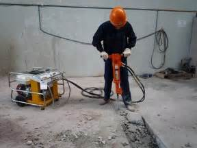 Concrete Cutting Saw Picture