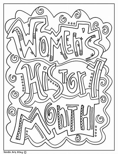 History Month Womens