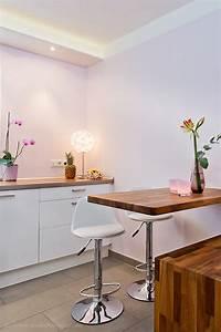 Tisch Für Kleine Küche : wir renovieren ihre k che kleine moderne kueche ~ Bigdaddyawards.com Haus und Dekorationen