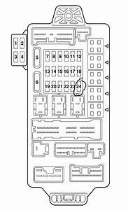 2004 Mitsubishi Galant Fuses Diagram