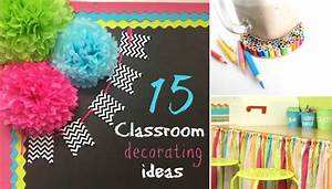 Classroom Decorating Ideas to Rock this School Year