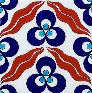 Ann Sacks does Ottoman style Iznik tiles - neato | graphic ...
