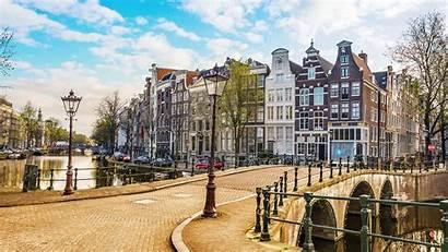 Amsterdam 4k Wallpapers Vastgoed Kurzurlaub Sfondi Willen