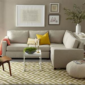 walton sectional sofa west elm refil sofa With west elm walton sectional sofa