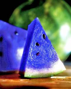 Hoax Or Fact?!: Blue Watermelon, the Japanese Moon Melon