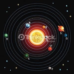 Solar System Vector Art | Thinkstock