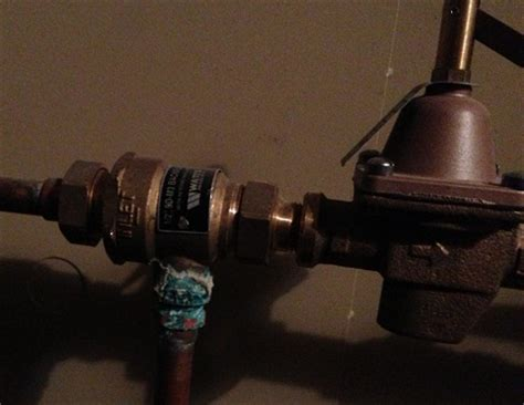 watts backflow preventer leaking doityourselfcom