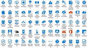 Free Icons Azure Diagram