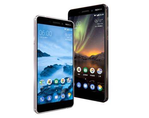 nokia 6 2018 is official coming with ozo audio and