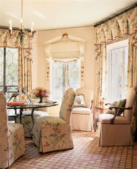 Shabby Chic Dining Room Hutch by 9 Treatments For High Windows