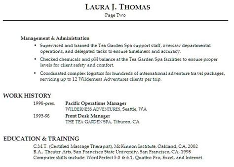 Cosmetologist Resume Objective by Cosmetology Resume Objective Statement Exle Http