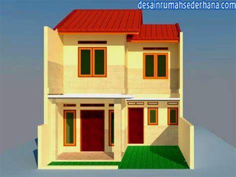 desain rumah sederhana  renovasi kpr type  standard