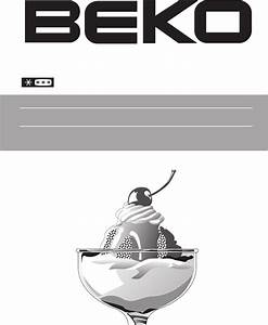 Beko Refrigerator D 9430 Nm User Guide