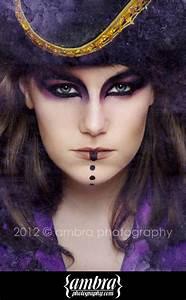Maquillage Pirate Halloween : female pirate face makeup pirate makeup ~ Nature-et-papiers.com Idées de Décoration