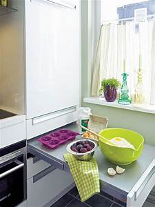 Tischlösungen Für Kleine Küchen : mini oder was wir zeigen 24 clevere einrichtungsideen f r kleine k chen 4 26 bg ~ Sanjose-hotels-ca.com Haus und Dekorationen