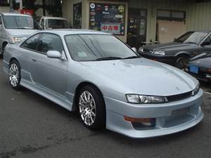 1994 Nissan S14 Silvia Service Manual And Wiring Diagram