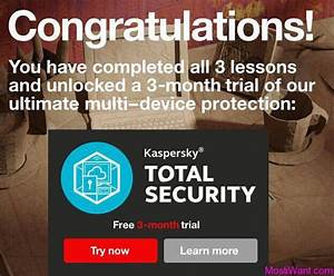 Kaspersky Total Security Free Trial Activation Code (3 ...