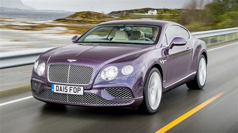 Bentley Continental Gt (2015) Wallpapers And Hd Images