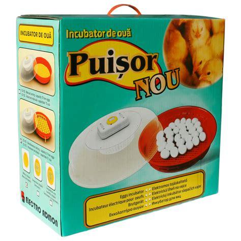 Olu inkubators PUISOR IO 103 - Inkubatori.lv