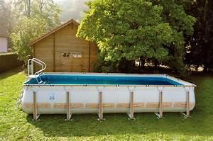 Grande Piscine Tubulaire : piscine zodiac kd premium rectangulaire 3mx5mx1m40 hors sol ~ Mglfilm.com Idées de Décoration