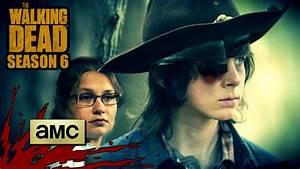 The Walking Dead: Season 6 - Will CARL LOSE HIS EYE ...