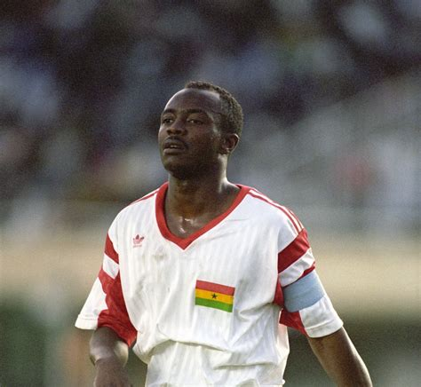 Abedi Pele ranked fourth Greatest African Footballer of ...