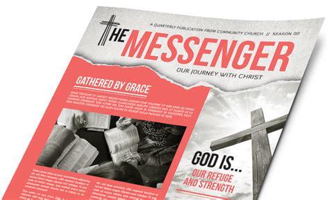 church marketing brochures flyers newsletters postcards