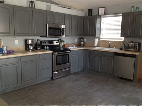 grey floor tiles for kitchen gray kitchen in a nutshell 6960