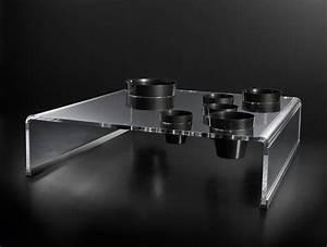 Table Basse En Plexiglas : table basse en plexi cuisine naturelle ~ Teatrodelosmanantiales.com Idées de Décoration