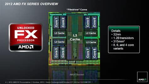 amd fx  piledriver fx vishera processor review