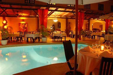 bliss cuisine view inside picture of bliss restaurant lounge bar pool cabarete tripadvisor