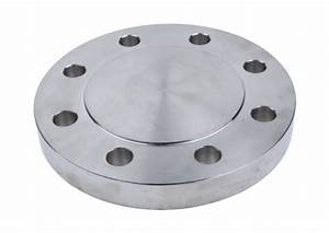 Class 300 Forged Stainless Steel Raised Face Blind Flanges