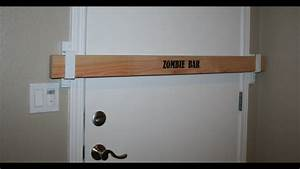Zombie-bar, Security, Door, Barricade