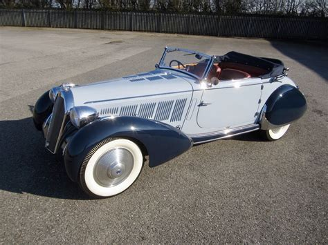 1938 Talbot Lago T23 Roadster For Sale | Car And Classic