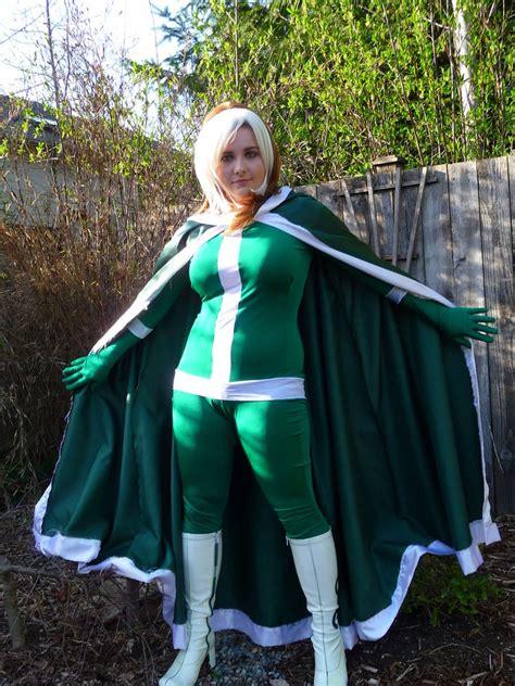 rogue cosplay halloween costumes deviantart xmen cosercosplay