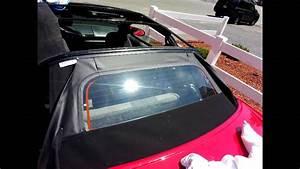 95 Z28 Camaro Convertible Top Replacement Repair