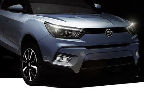 New Car Maker by South Korean Car Maker Ssangyong Motor Launches New Suv Wsj