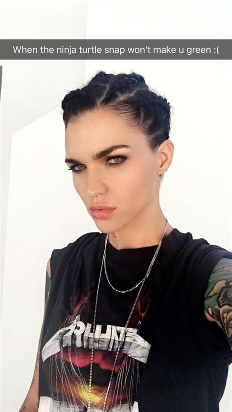 ruby rose snapchat check out ruby rose s snapchat username and find other