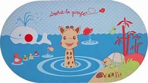 Tapis D Eau Bébé : tapis d 39 eau sophie la girafe districenter ~ Teatrodelosmanantiales.com Idées de Décoration
