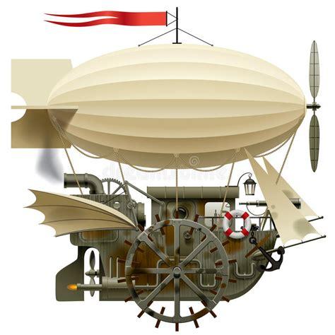 nave volante nave volante illustrazione vettoriale illustrazione di
