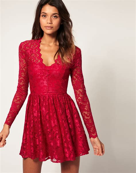 women s red holiday dresses long dresses online