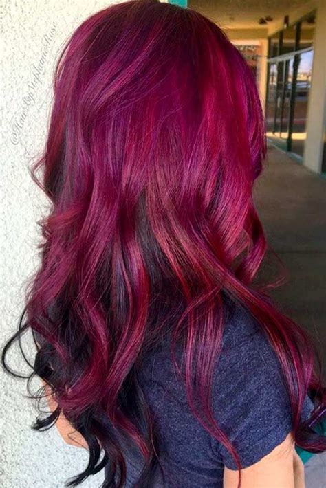 21 Loveliest Magenta Hair Color Ideas Hair Magenta