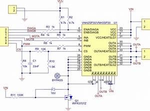 Pololu High Current Motor Driver Board 14a 6v-16v
